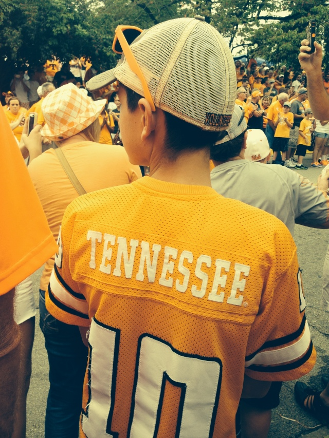 Titus on VOL WALK